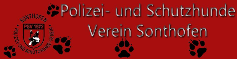 Polizei- und Schutzhunde-Verein Sonthofen